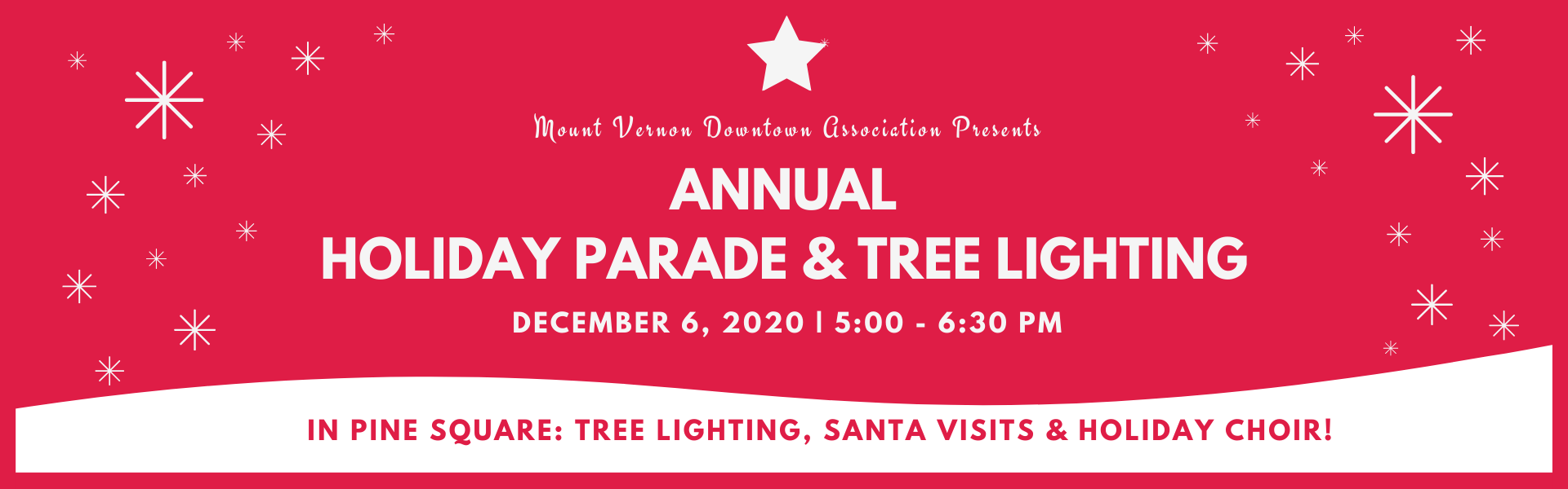 Mount Vernon Ohio Christmas Parade 2020 Downtown Mount Vernon Events